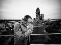 Foto Jeff Cascaro by Jim Rakete (Berlin)