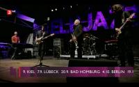 Screenshot 3sat Kulturzeit Nighthawks Live mit neuem Album auf Tour 2019